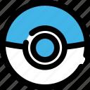 app, entertainment, game, hunter, play, pokemon icon