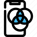 bright, colors, mobile, phone, rgb, smartphone