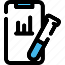 chemical, chemistry, experiment, laboratory, research, science, test icon