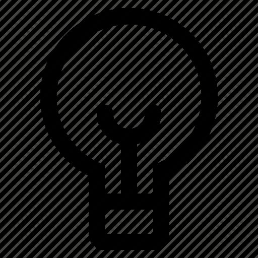 bulb, decoration, electricity, furniture, lamp, light, lightning icon