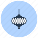 interior, lamp, light, oriental icon