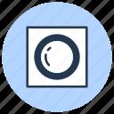 interior, lamp, light, recessed icon