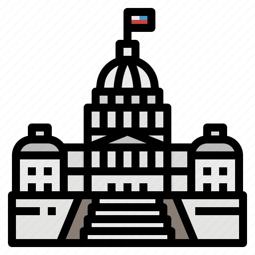 America, capitol, monument, usa, washington icon - Download on Iconfinder