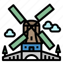 ecologic, energy, eolical, netherlands, windmill
