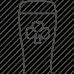 bar, beer, drink, ireland, irish, lager, pub icon