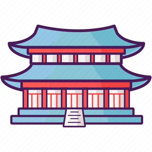 asia, gyeongbok, gyeongbokgung, korea, landmark, palace, seoul icon