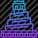 building, great, iraq, landmark, minaret, mosque, samarra icon