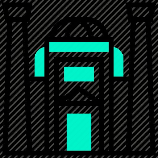 Building, dor, landmark, madrasah, sher icon - Download on Iconfinder