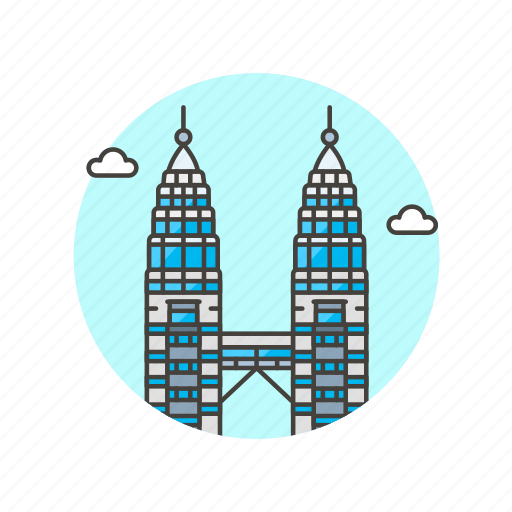 architecture, famous, landmark, malasya, monument, petronas, towers, twin icon