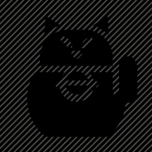 asian, cat, japan, landmark icon