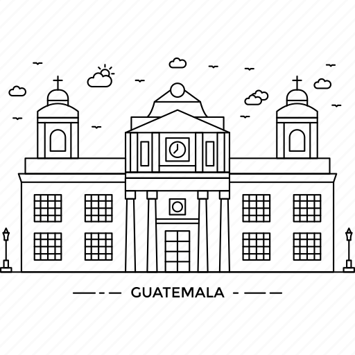 architecture, buatemala, building, capital, landmark, monument, state icon