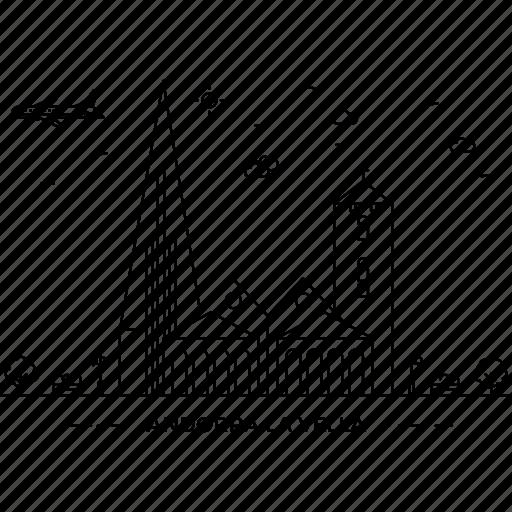 andorra, building, capital, landmark, lavella, monument, state icon