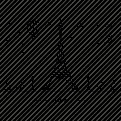 architecture, building, capital, landmark, monument, paris, state icon