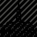 basilica, saint-sernin, toulouse icon