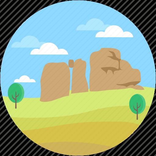 landmark, palmyra, palmyrene empire, syria, syria palmyra icon