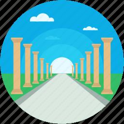 garden, gardening, green thumb, landscaping, pillar park icon