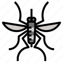 insect, mosquito icon