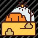 desert, nature, outdoor, rocks, travel icon