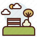 nature, outdoor, park, travel icon