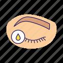 degreaser, extension, eye, eyelash, makeup, primer, remover