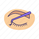 beauty, cluster, extension, lash, makeup, permanent, temporary