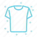clean, clothing, laundry, shirt, tee icon