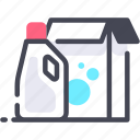 detergent, fragrant, laundry, soap, wash icon