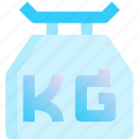 kilogram, laundry, measure, scale, weigh
