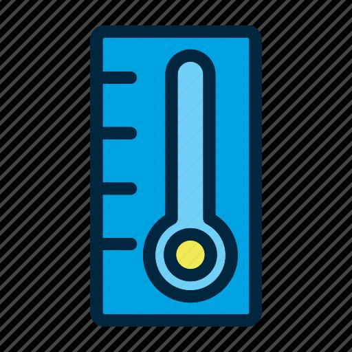 clothing, dress, laundry, thermometer, wash, washing icon
