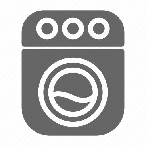 Clothing, dress, laundry, machine, wash, washing icon - Download on Iconfinder