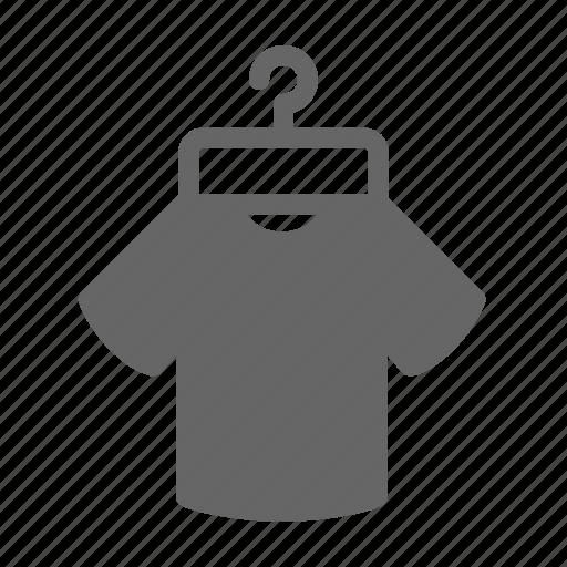 clothing, dress, hanger, laundry, wash, washing icon