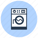 c, drycleaning, launderette, laundry, machine, washer, washing icon