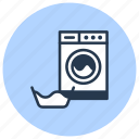 c, drycleaning, laundry, machine, washer, washing icon
