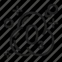 o3, ozonation, ozone icon