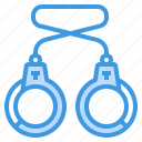 handcuffs, judge, justice, law, lawyer icon