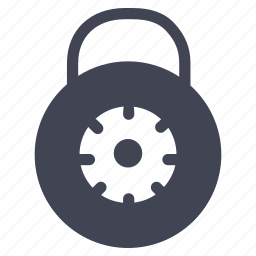 crime, digital, law, lock, locked, security icon
