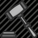 hammer, judge, judicial, justice, law