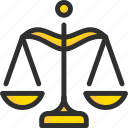 justice, law, scale