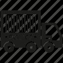 car, police car icon