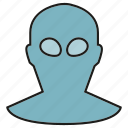 anonymous, bandit, burglar, criminal, picker, robber, thief icon