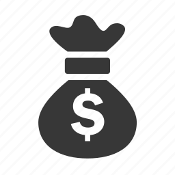 crime, dollar, government, justice, law, money bag, raw, simple icon