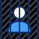 crime, criminal, jail, thief