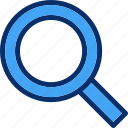 find, search, zoom