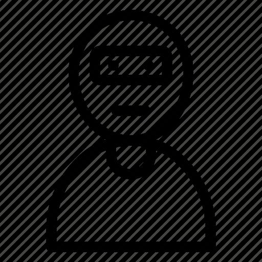 Avatar, male, man, prison icon - Download on Iconfinder