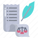 law, documents