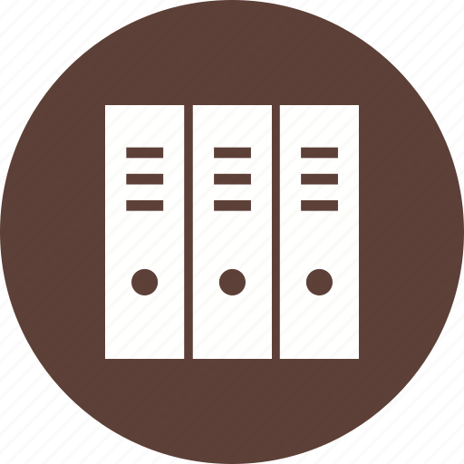 archive, cabinet, documents, file, files, office icon