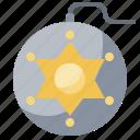 antivirus, badge, defense, police, secure, shield