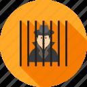 arrested, criminal, defense, handcuffs, jail, justice, man