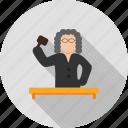 arbitration, court, crime, holding, judge, law, responsibility