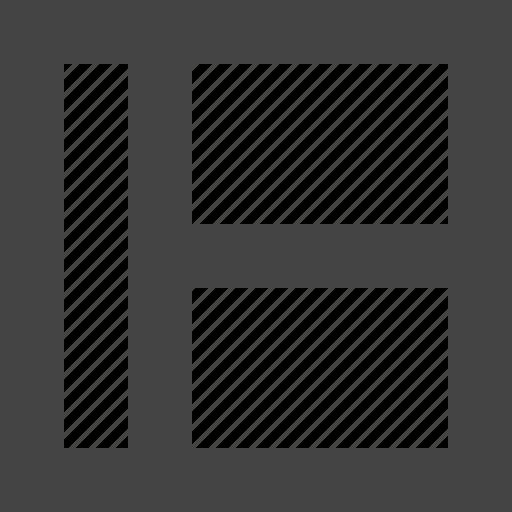 customization, grid, layout, sidebar icon